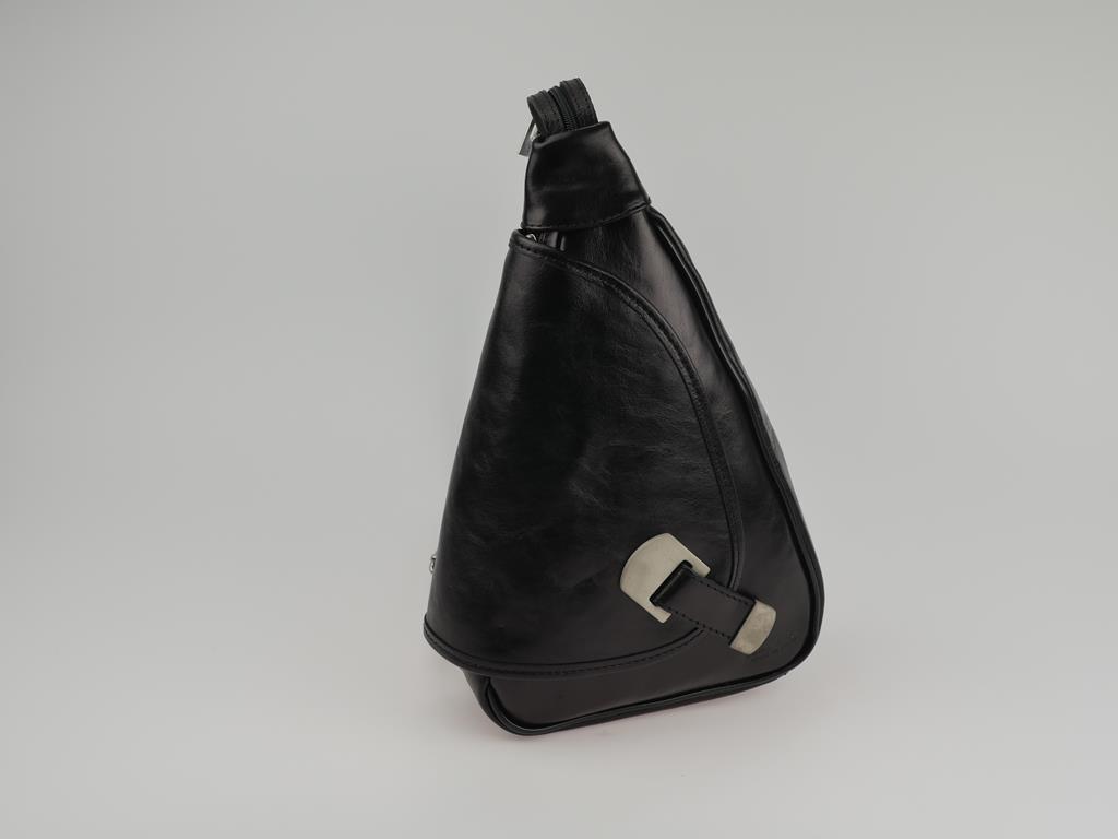 Plecak damski ze skóry IRPINO - możliwość przekształcenia w torbę do ręki lub na ramię